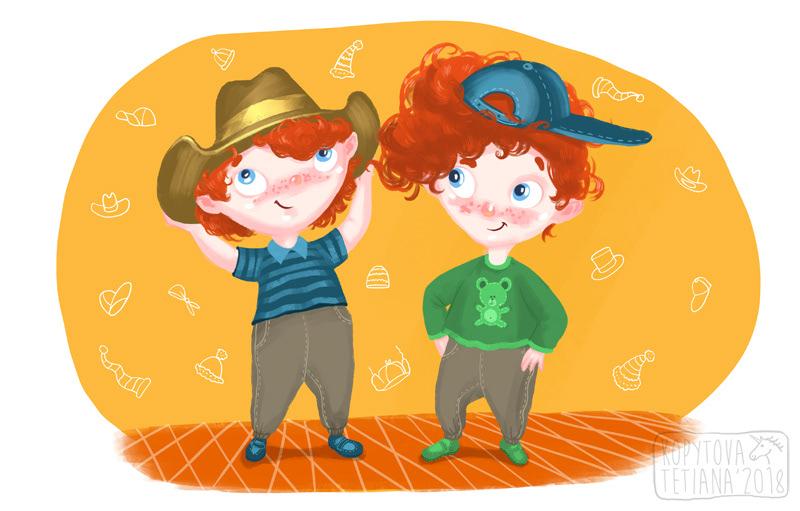 "Children's picture book ""My birthday, your birthday!"""