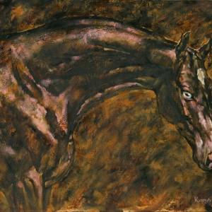 """""""Akhal-Teke stallion Meltemi"""""""